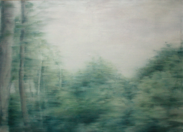Untitled, oil on canvas, 145x200 cm, 2009