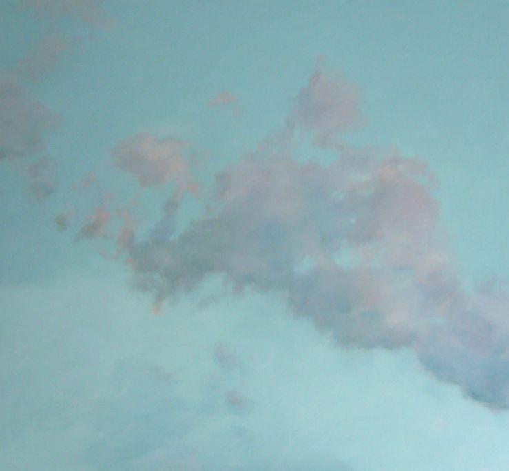 Horizon (particolare, olio su tela, 150x150, 2012)